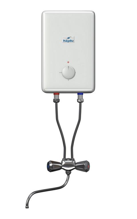 Hajdu FT-5 felső elhelyezésű elektromos melegvíztároló, villanybojler